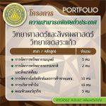 TCAS: Portfolio